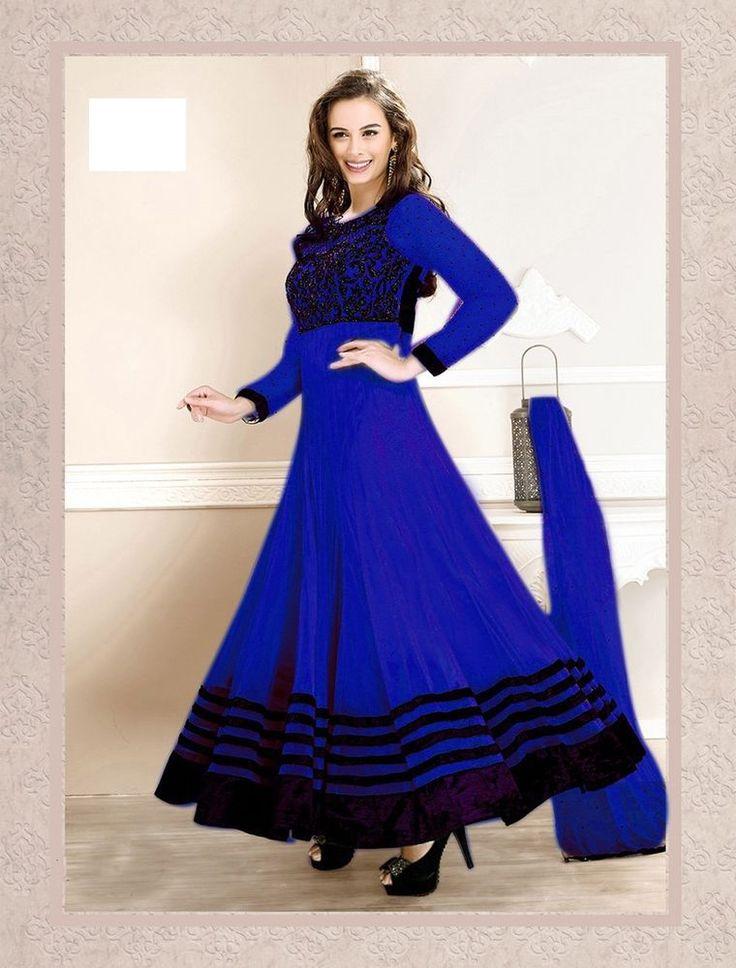 Wedding Anarkali Suit Paskitani Bollywood Ethnic Indian Salwar Kameez Designer 3 #SUNRISEINTERNATIONAL #WOMENETHNICWEARBOLLYWOODDESIGNERWEDDINGDRESS #Party