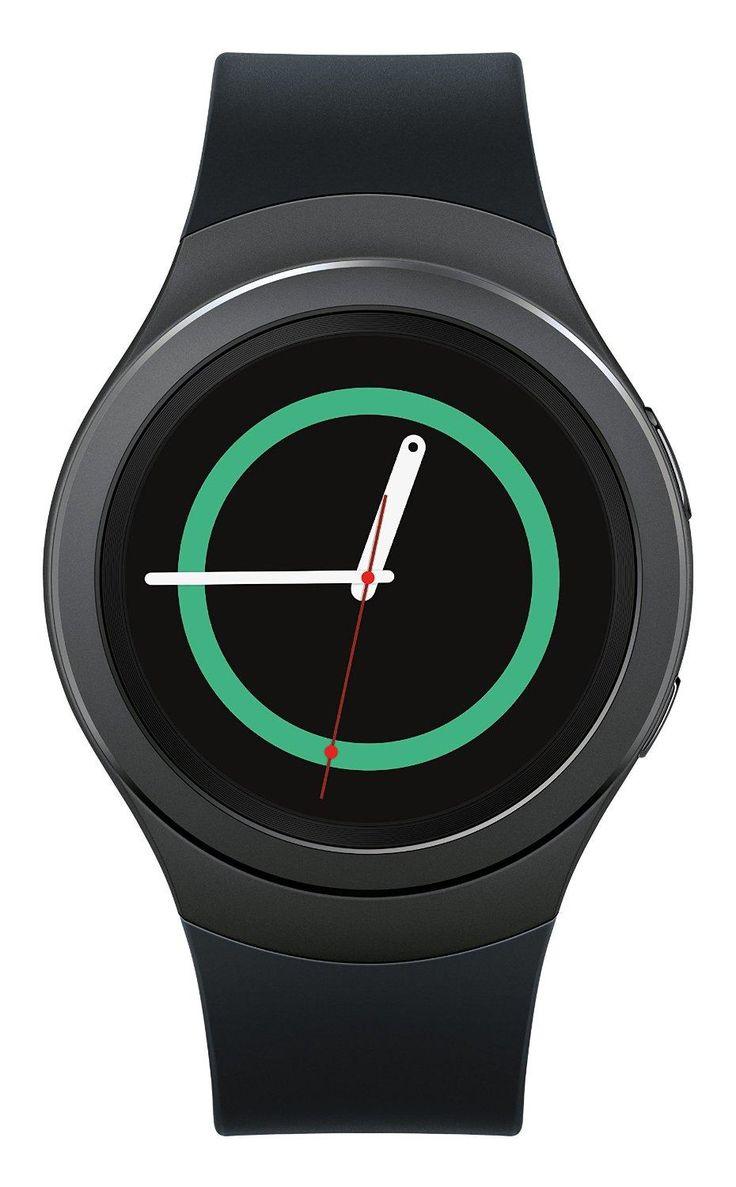 Amazon.com: Samsung Gear S2 Smartwatch - Dark Gray: Cell Phones & Accessories