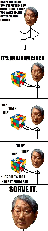 asian parent humour