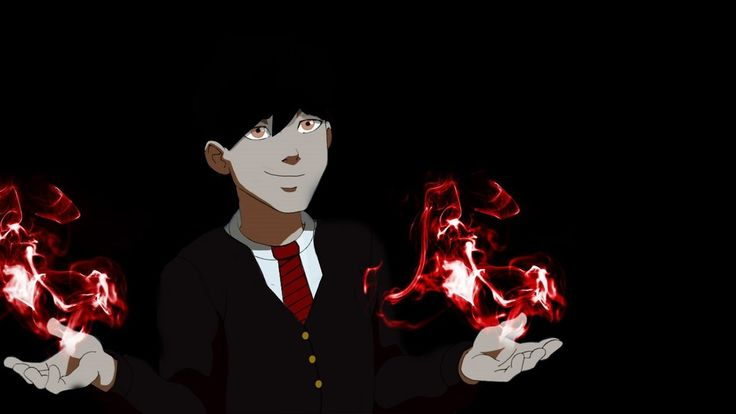 Magic (Zachary Zatara)-Young Justice Legacy by MarvelJustice on DeviantArt