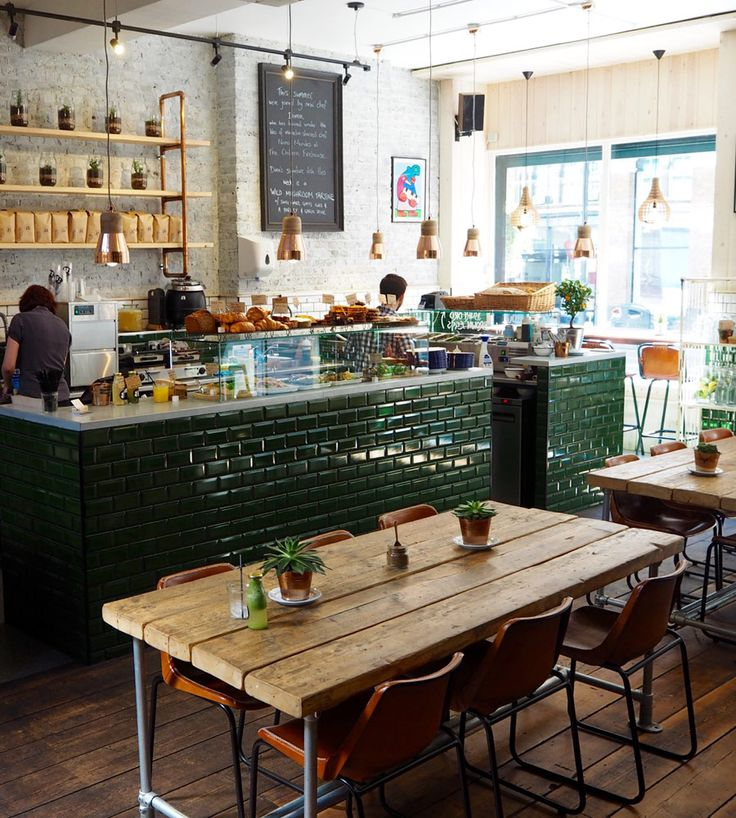 Attendant: Coffee & brunch destination on Great Eastern Street, Shoreditch…