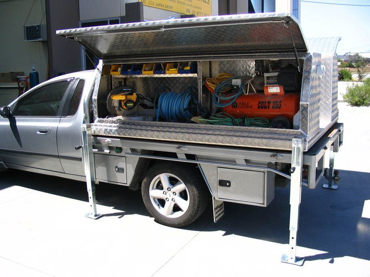 Tool Box For Truck: Best 25+ Truck Bed Tool Boxes Ideas On Pinterest