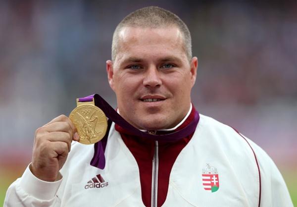 Krisztián Pars - Men's Hammer Throw | Gold Medalist. http://www.budpocketguide.com