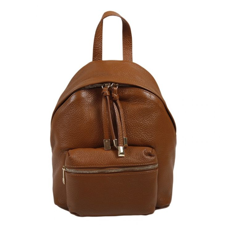 john-andy.com | JOHN-ANDY Μικρό Δερμάτινο Backpack