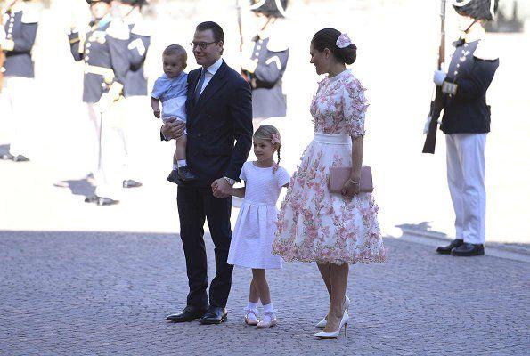 14 July 2017 - Princess Victoria's 40th birthday Celebrations - Te Deum