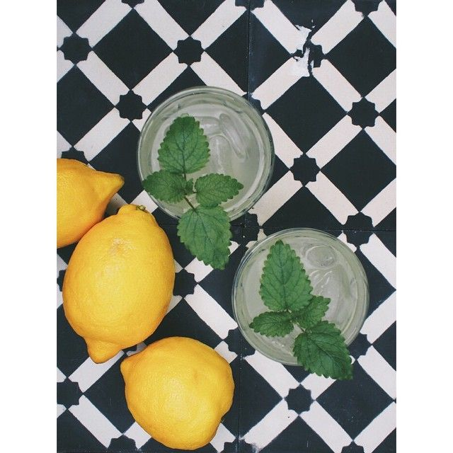 Style....Camilla Pihl // Anything that involves lemons I'm all in!!