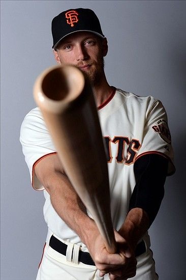 Hunter Pence, when are you coming back??