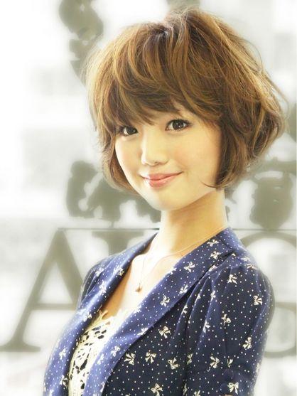 カジュアルスイートボブ | 横浜駅周辺の美容室・ネイルサロン AUGUST hair nailのヘアスタイル | Rasysa(らしさ)