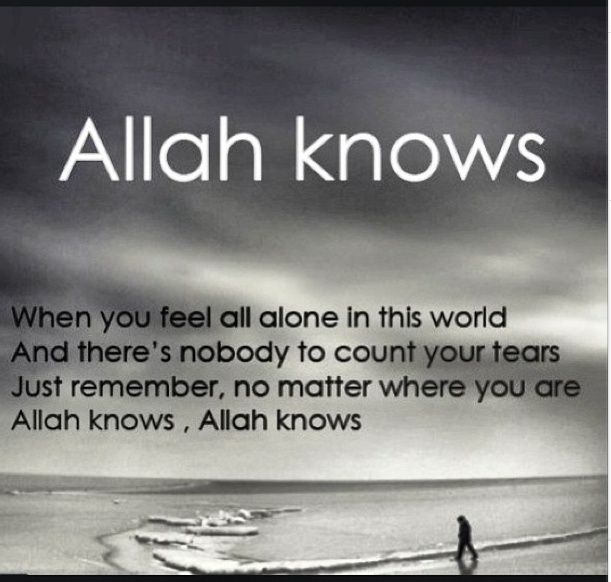 Love this!! #allah #islam #quran #muslim #depressed #sad #lonely #alone #distressed #distress #help #breakup #empty #lost #emptiness #content #peace #peaceful #love #god #lord #quraan #hate #jealous #breakup #love