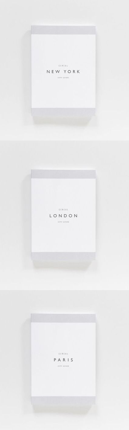 Coming to V&W in store & online | Cereal Travel Guides