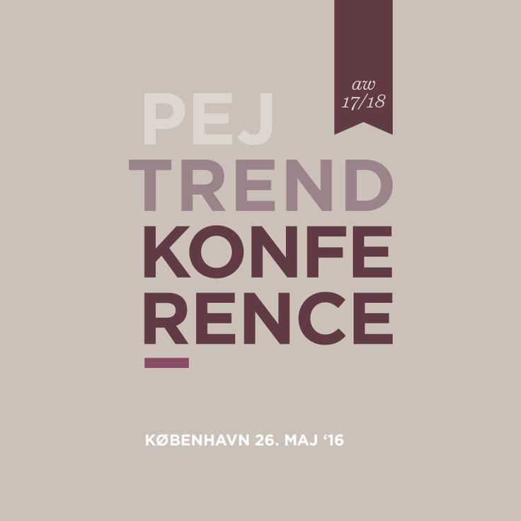 Trendkonference AW 17/18 - København 26. maj - Konferencer & Seminarer