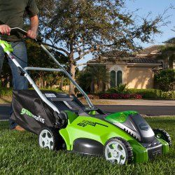 http://lawnmowerlab.com/ Are you looking for a great electric lawn mower? Well then check out my website in this submission that will show you one of the best electric lawn mowers you can buy.