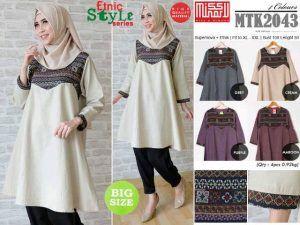 Fashion Grosir Baju Murah: grosir baju ukuran besar MTK2043