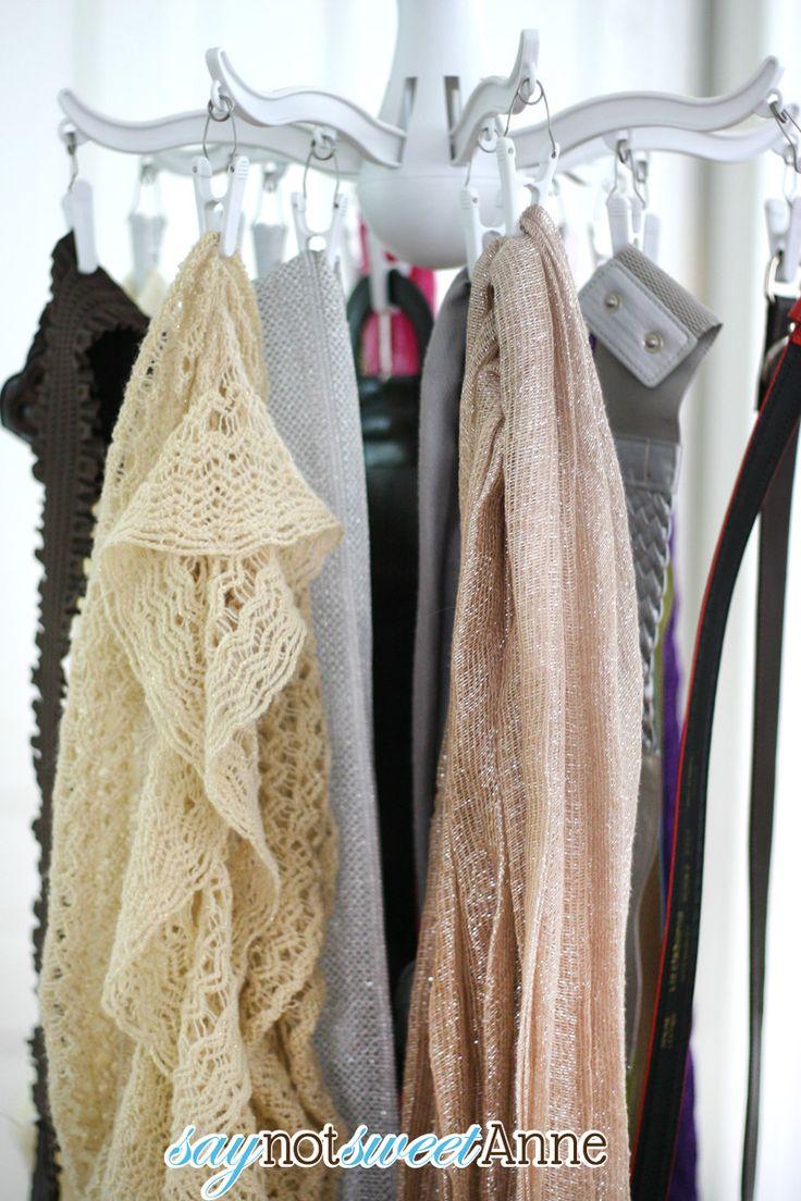 Best 20 belt storage ideas on pinterest hat for Ikea belt hanger