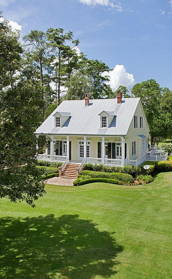 veranda bauen hausfassaden farben awesome exteriors pinterest verandas. Black Bedroom Furniture Sets. Home Design Ideas