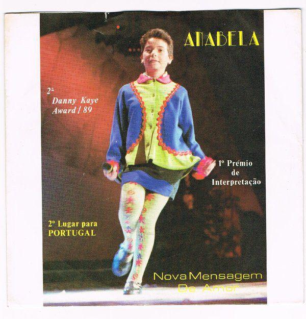 Anabela - Nova Mensagem De Amor / Song To The World at Discogs 1989