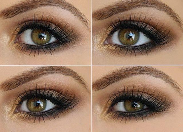 Bridal Eye Makeup For Hazel Eyes : Smokey-Eye-Makeup-For-Hazel-Eyes Just some random things ...
