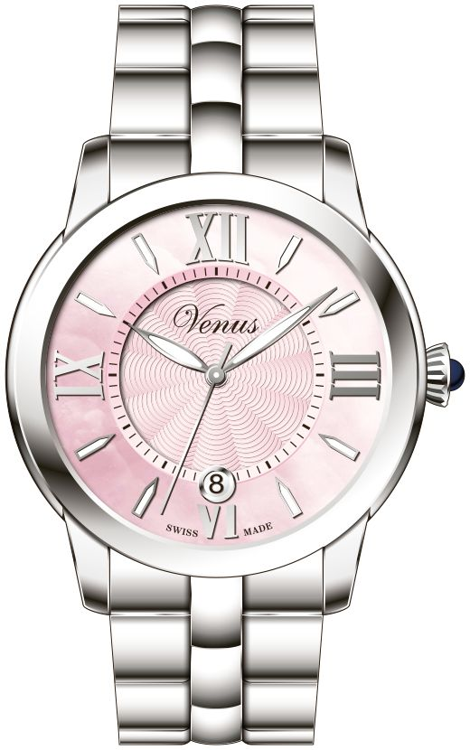 Quartz Time-Date 40mm by IMPETUS Collection 2016. After the success of the IMPETUS collection for men, the new line for ladies promises to sublimate the femininity specific to each of them. These timepieces are dedicated to women who want to express both sensuality and modernity.