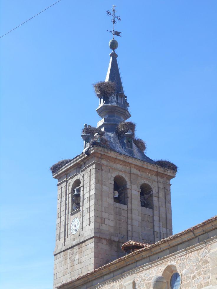 Iglesia de Santiago. Torre