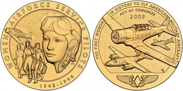 Women Airforce Service Pilots Congressional Gold Medal