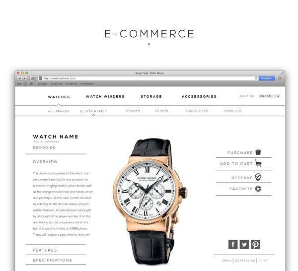 Timescape USA : Front End Web Design on Web Design Served