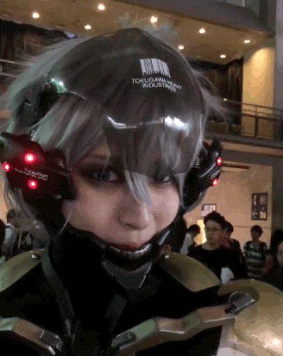 Nerd & Cult : Raiden - Esse é o melhor cosplay que você vai ver ...