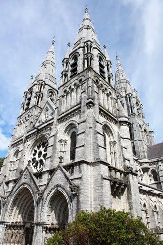 St. Finbars Cathedral, Cork County, Ireland   St Finbarr's Cathedral, Cork City, County Cork, Ireland