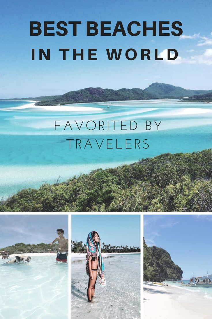 5178 best all around the world images on pinterest for Best clear water beaches in the world