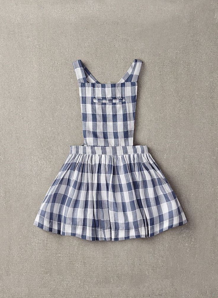 I need a pattern for a dress/pinafore like this Nellystella dress for the girl!