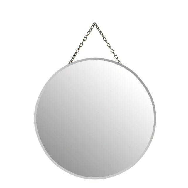 Miroir ovale ou rond Lewis, Am.Pm