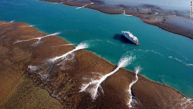 Cruising The Kimberley,   Wish: Cruise via Ancient Kimberley, Australia