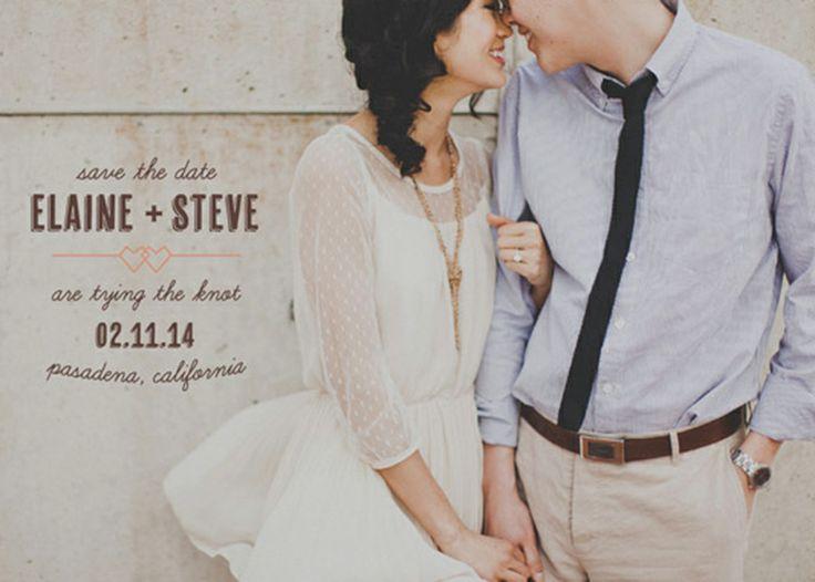 Idées cools pour Save the Date | Bonnes Idées Mariage | Queen For A Day - Blog mariage