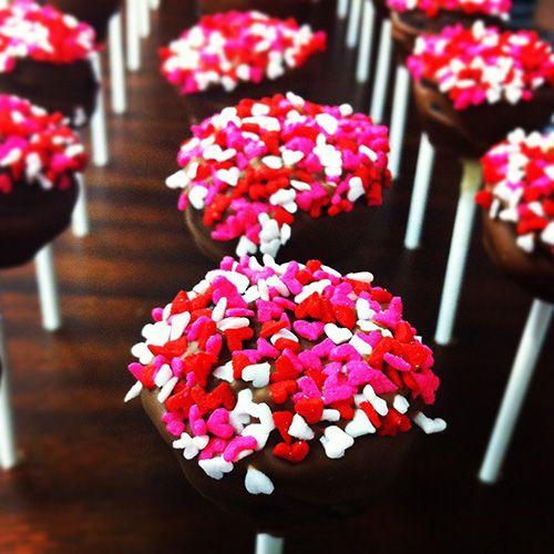 Cake pops are back!