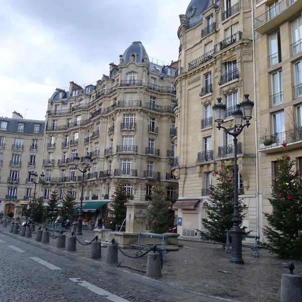 Beautiful Apartments: Beautiful Apartment Buildings In Paris
