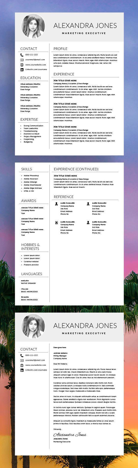best 25  cover letter template ideas on pinterest