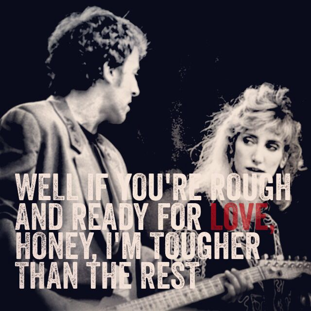 Tougher Than the Rest - Bruce Springsteen