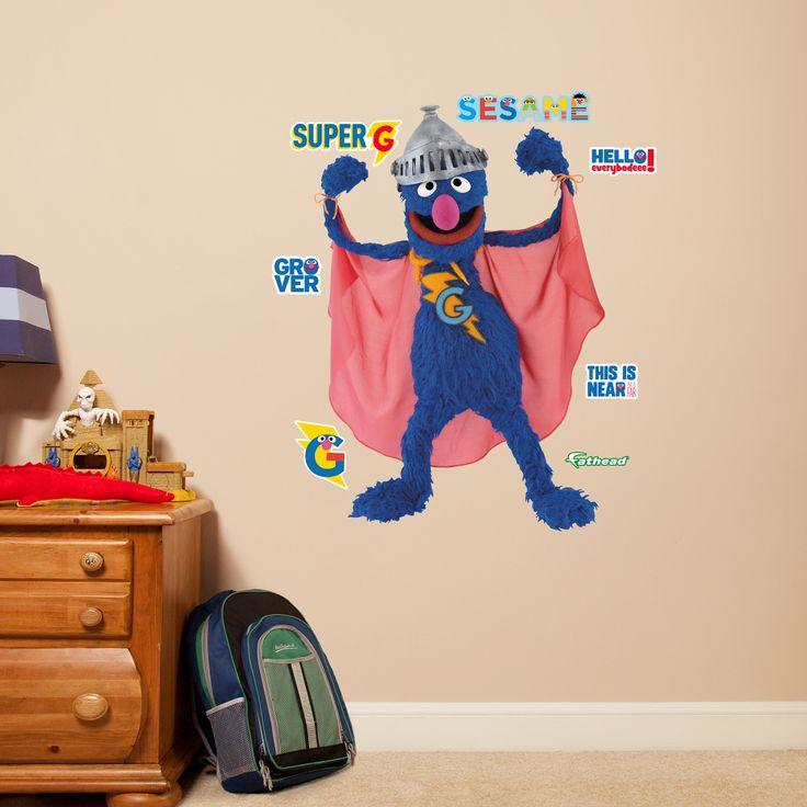 1000 Images About Mega Muppet Board On Pinterest: 1000+ Images About Grover On Pinterest