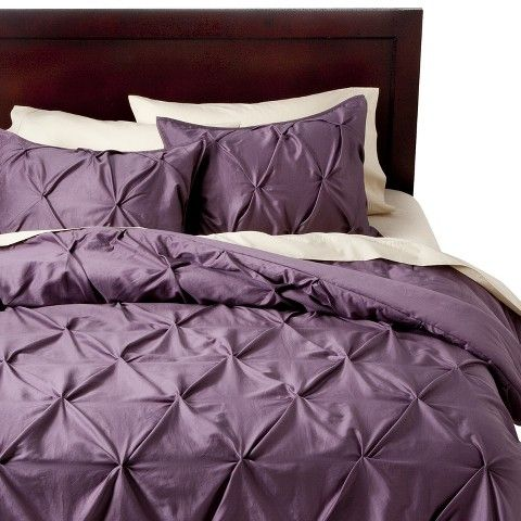 Threshold Pinched Pleat Comforter Set Available In