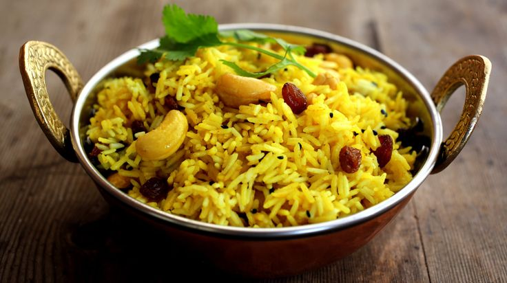 skinnymixer's Jeweled Coconut Rice   Author: skinnymixer's Type: Side Dish Cuisine: Indian Serves: 8+ Ingredients 400 g basmati rice (Riviana brand) 400 g coconut milk 500 g water 2 tsp turmeric powder 100 g raw cashew nuts 80 g sultanas 1-2 tsp nigella seeds (optional but recommended) Directions Weigh rice into simmering basket, rinse under...Read More »