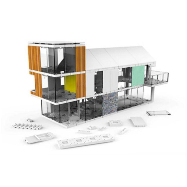 Будущие архитекторы и их родители, обратите внимание на потрясающий реалистичный модульный конструктор Arckit - панели, соединяющиеся без клея, которые можно комбинировать самыми разными способами. Он создан с учетом современных строительных технологий. Детали позволят вам сконструировать, построить и в дальнейшем модифицировать свое архитектурное здание. Подробнее о конструкторе на сайте arckit.com; конструктор из 60 деталей (дом 60 кв.м) стоит 59,99 евро. Купить можно на сайте…
