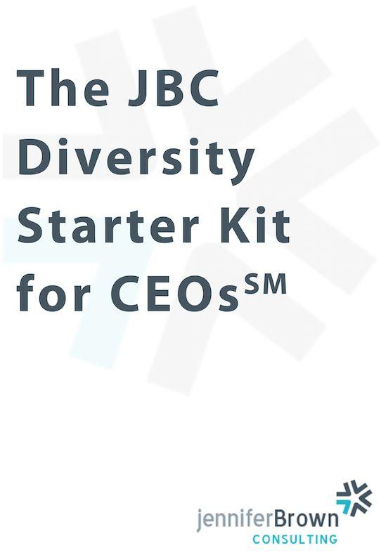 Diversity Starter Kit for CEOs - Jennifer Brown Consulting