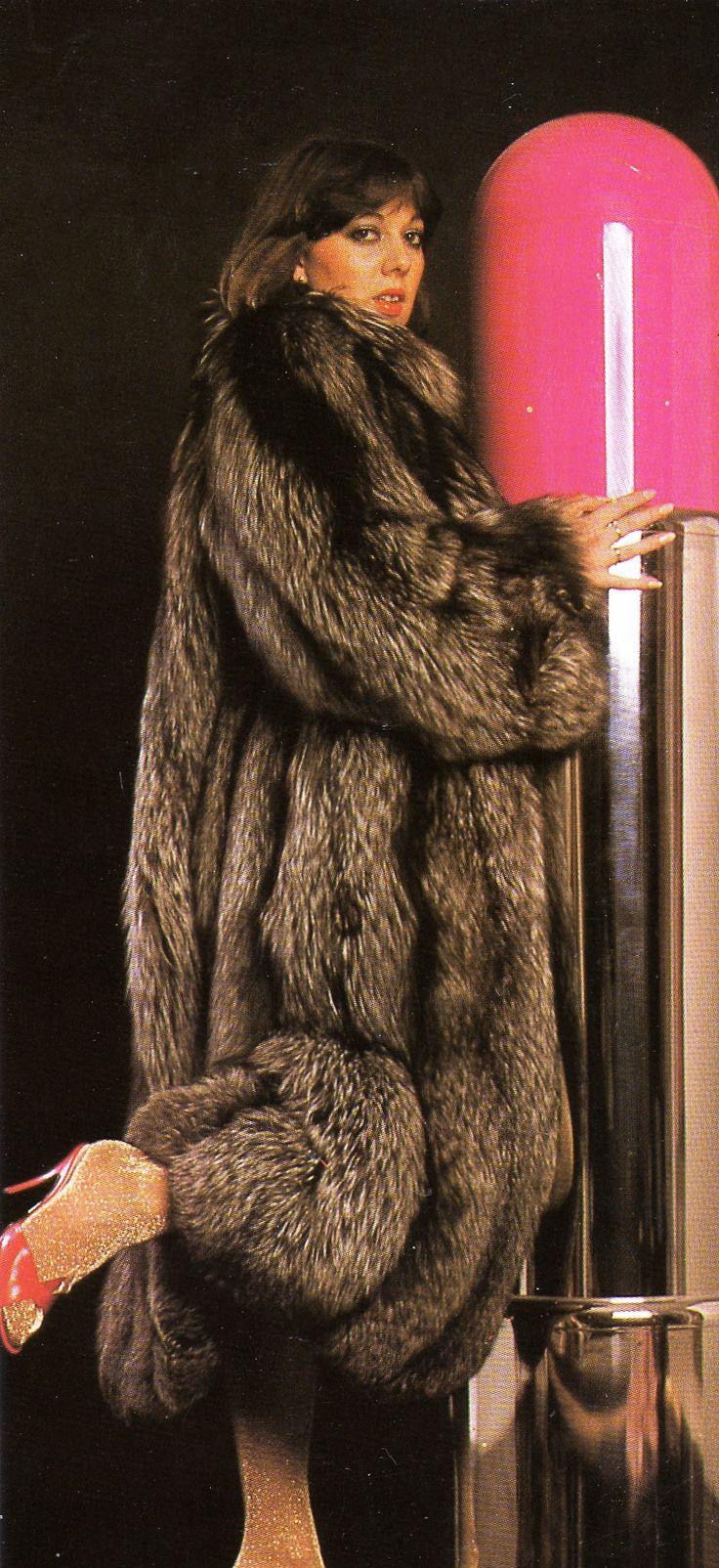 fur coat fetish