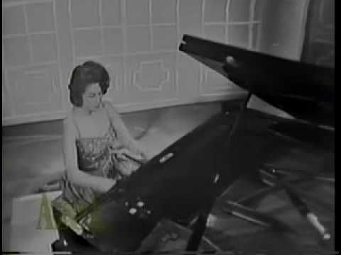 Consuelo Valezquaz 1968 (Mexican). Original composer and songwriter of Besame Mucho. Instrumental. Passionate!!!