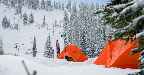 Winter camping can be fun. With some planning, careful packing, and armed with some knowledge, you can combat the cold and turn your trip into an enjoyable cure for midwinter cabin fever.