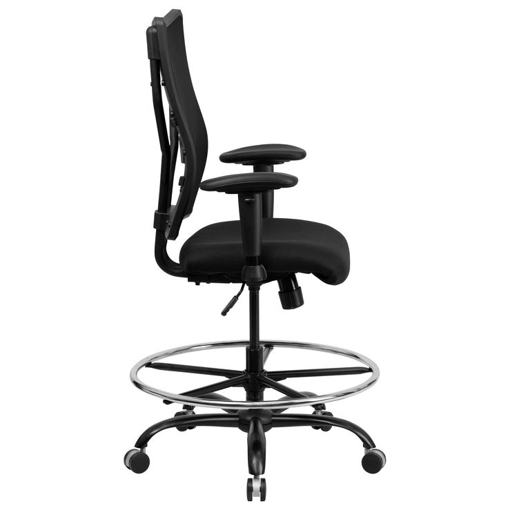 Flash furniture hercules series big and tall 400 lb rated