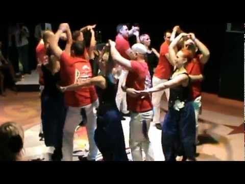 """Baltic Salsa Show Cup 2013, """"Bailando"""" Utena. Rueda de Casino, 3 vieta"""