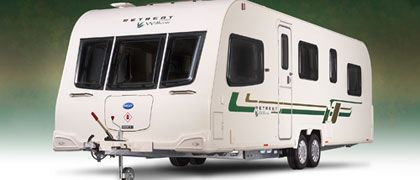 Bailey Caravans - New Bailey Caravans from United British Caravans