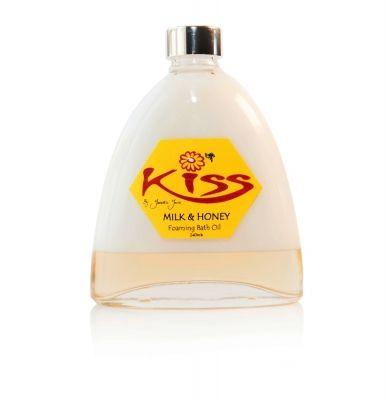 Milk & Honey Foaming Bath Oil 240mls -