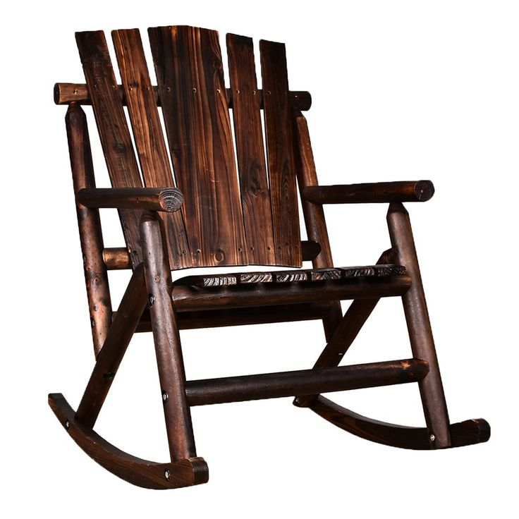 wide rocking chair for porch