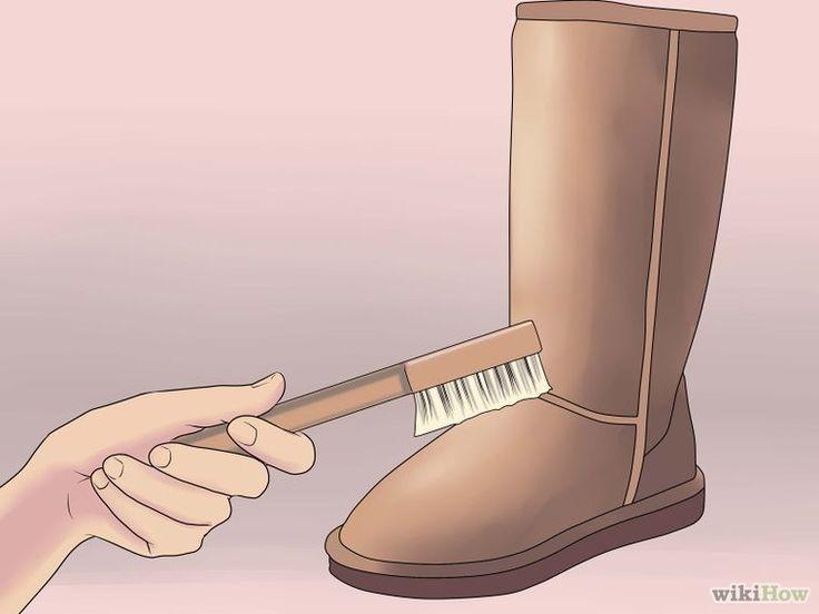 Cómo limpiar botas Ugg: 27 pasos (con fotos) - wikiHow